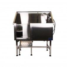 Nerūdijančio pl. profesionali vonia Groom-X 118x66,5x138,5cm